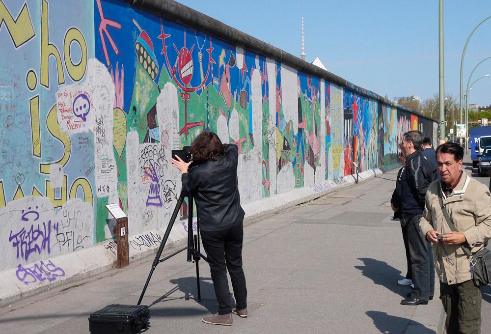 Barbara Wolff, 2013 Eastside Berlin