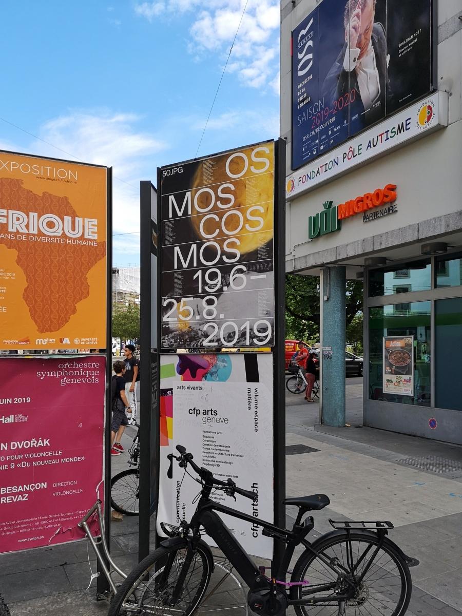 OSMOSCOSMOS, Genf 2019