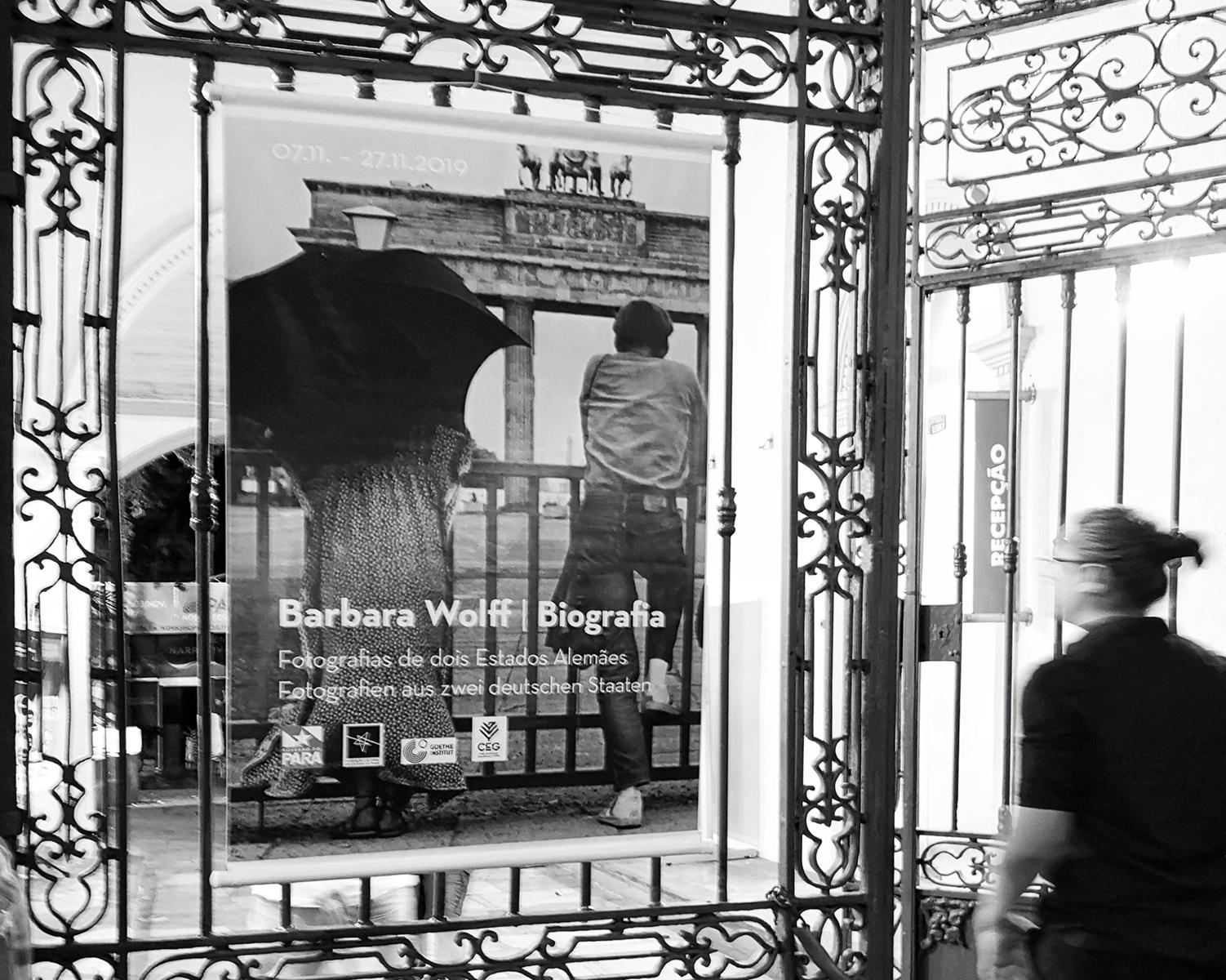 Barbara Wolff, Ausstellung Belem, 2020